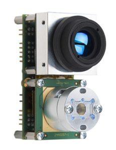 Leddartech Vu8 Lidar Sensor For Collision Avoidance.