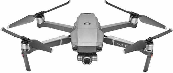 DJI Mavic 2 Zoom Aerial Photography Drone