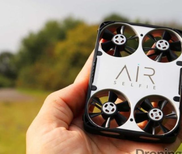 Featured The Airselfie Drone Unboxed Inspected And Flight Tested By Droningon