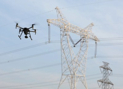 The Future of Drones in the Power and Utilities Sector