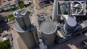 Drone Industrial Inspections