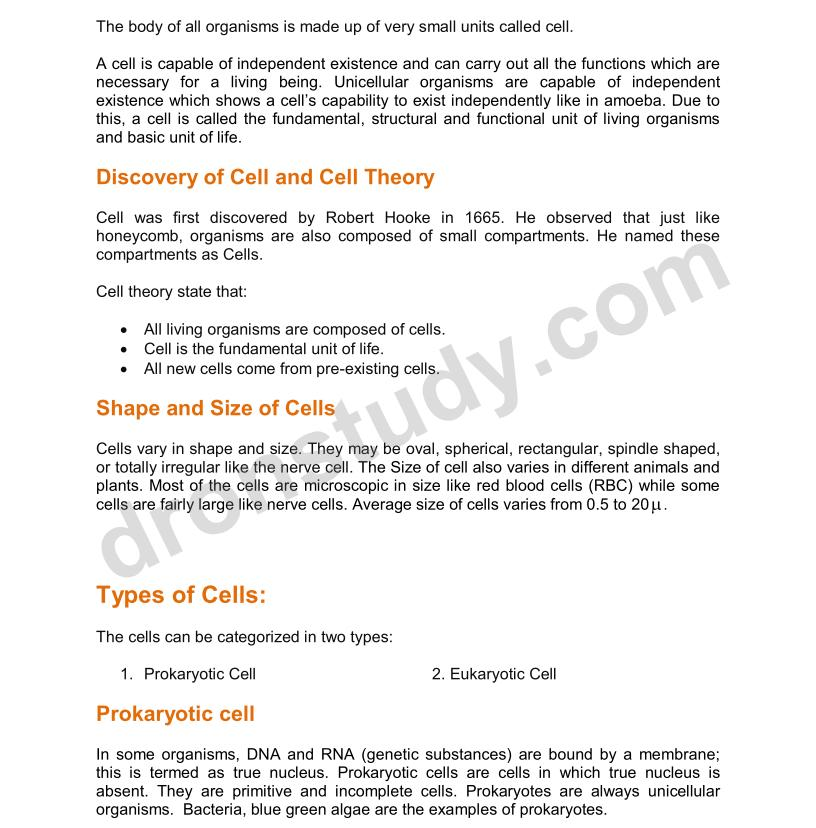 chapter fundamental unit of life oral Free pdf download of ncert solutions for class 9 science (biology) chapter 5 - the fundamental unit of life solved by expert teachers as.