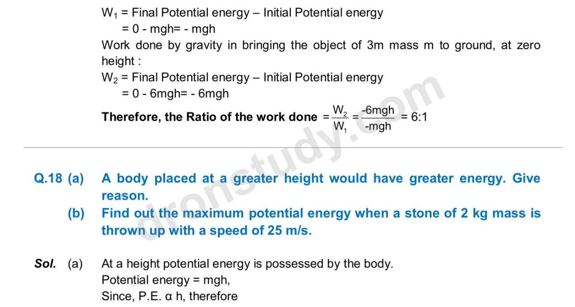 important question work and energy_67