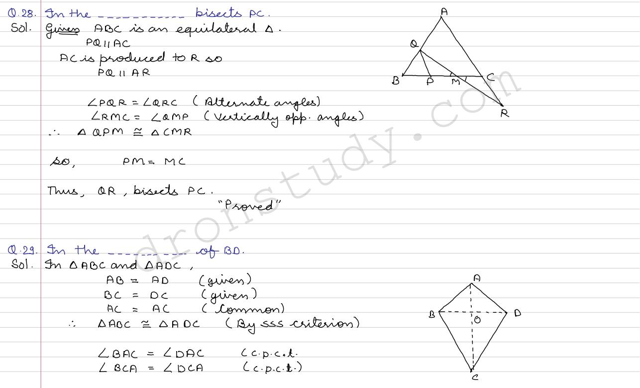 Rs Aggarwal Cbse Mathematics For Class 7