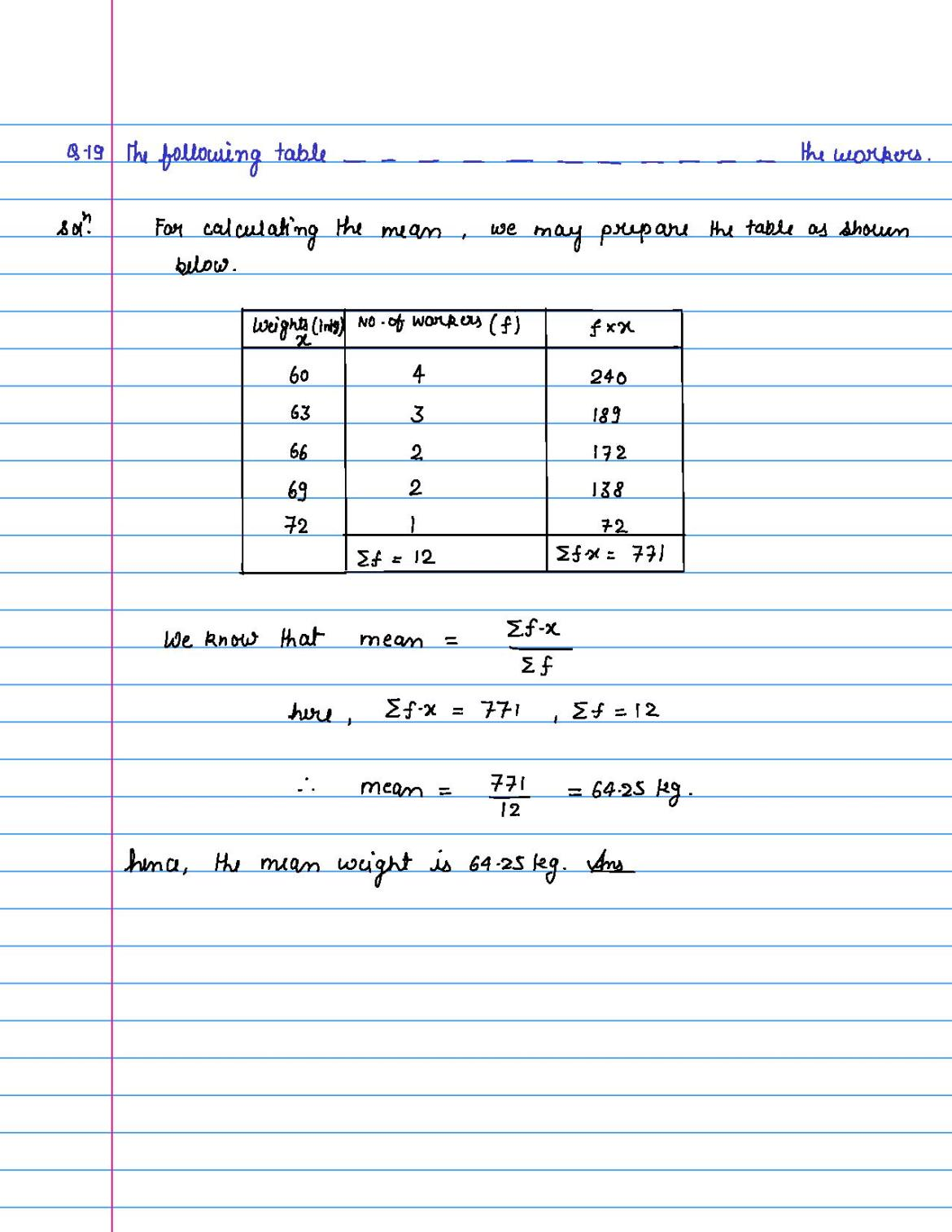 solution of FA of statistics by jitu-page-021