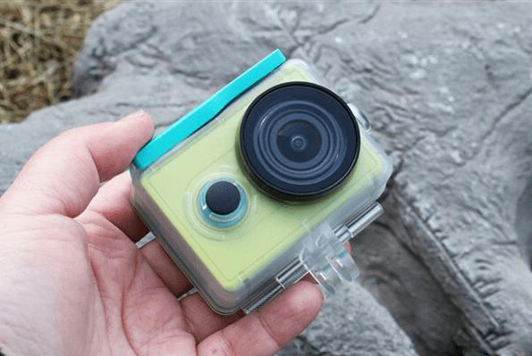 Tipy na příslušenství pro Xiaomi Yi Camera