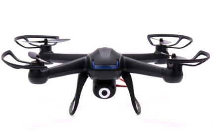 DM007 NightHawk Drone – sleva dronu pro začínající nadšence