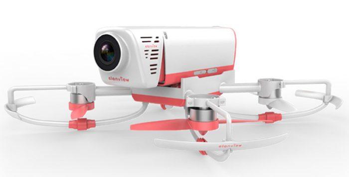 Elanview Cicada – létající kamera s 16 MPx