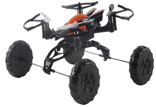 JXD No.503 - další zajímavý hybrid
