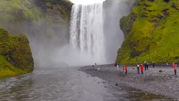 Video: Vítejte na Islandu