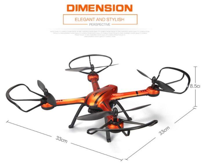 JJRC-H11D-drone-size
