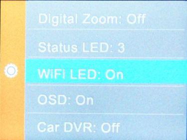 SJCAM_Wifi LED