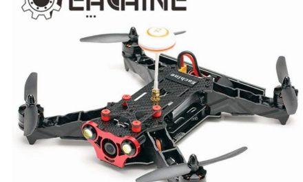 Eachine Racer 250 FPV – připravte se na závod dronů