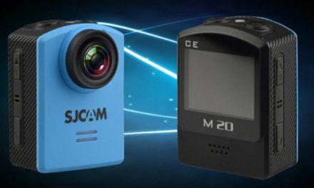 Aktualizace: SJCAM M20 a SJ5000x Elite opět v akci v EU skladu