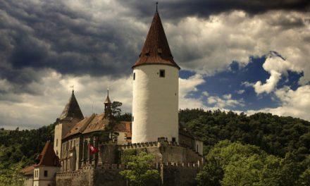 Cestování po ČR a SR #4 (hrad Křivoklát)