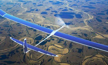 Google testuje solární drony šířící internet