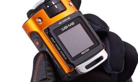 Ricoh WG-M2 – 4K kamera s 204° širokoúhlým objektivem