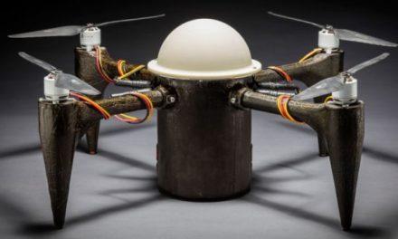 Cracuns je dron, který výdrží měsíce pod hladinou