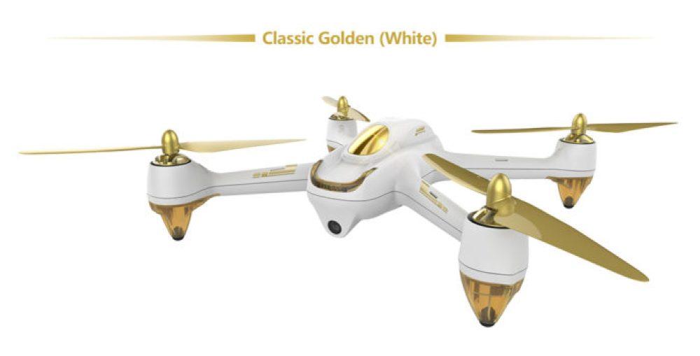 dron/kvadrokoptéra Hubsan H501s