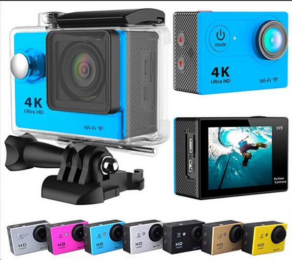 EKEN H9 Ultra HD – skvělá cena a 4K jen jako