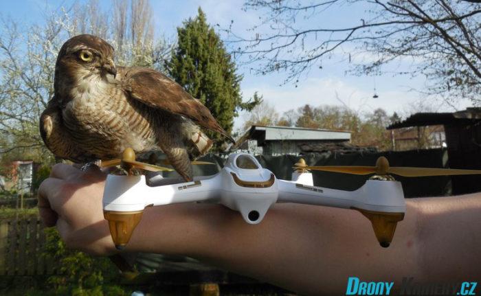 Recenze Hubsan FPV X4 Brushless (H501S) – malý dron s velkou výdrží