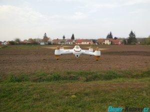 Recenze Hubsan FPV X4 Brushless (H501S) - malý dron s velkou výdrží