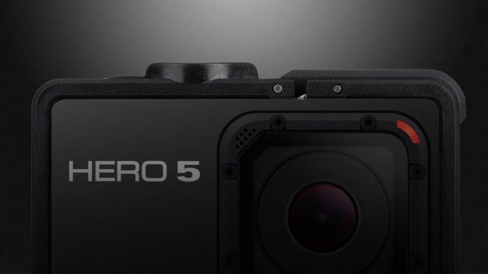 GoPro Hero 5 se blíží - první úniky