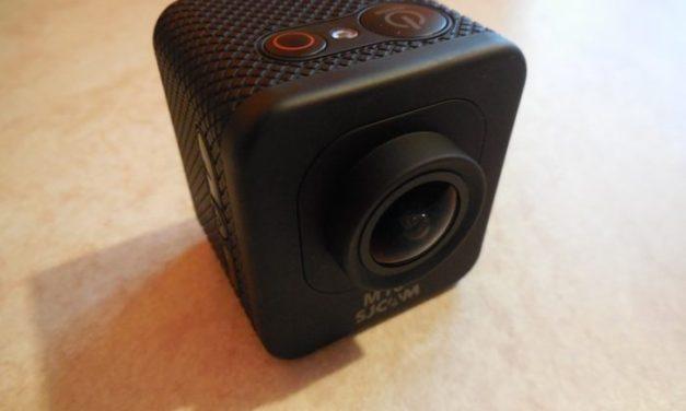 Unboxing SJCAM M10 Cube – další kostka na holení