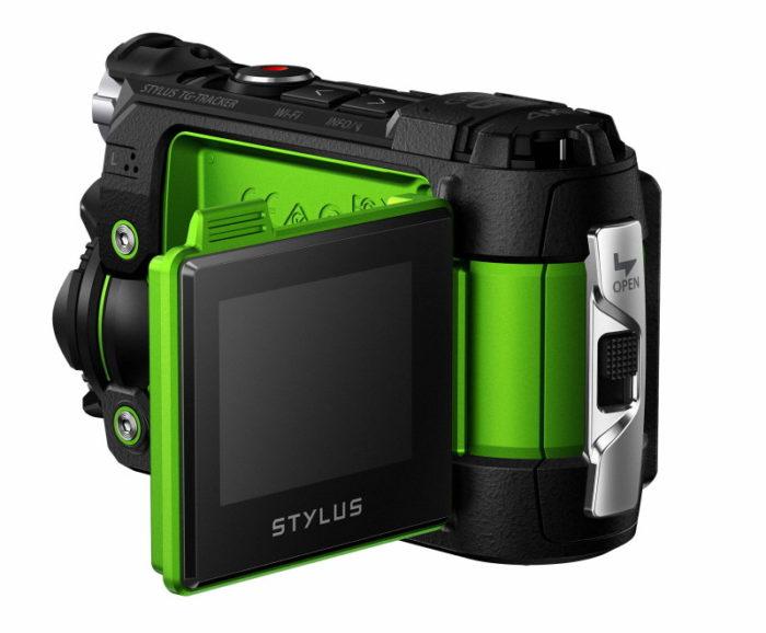Olympus Stylus TG-Tracker – povedený vstup do světa akčních kamer