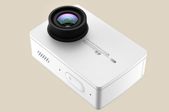 Kamera Xiaomi Yi 2 4K z EU skladu vyjde levněji než z Číny