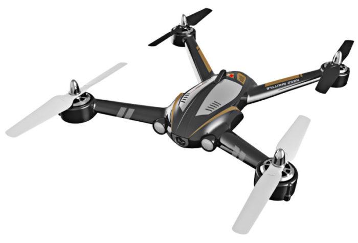 JJRC X1 vs. XK X251 vs. XK X252 – nejlepší drony s bezkartáčovými motory