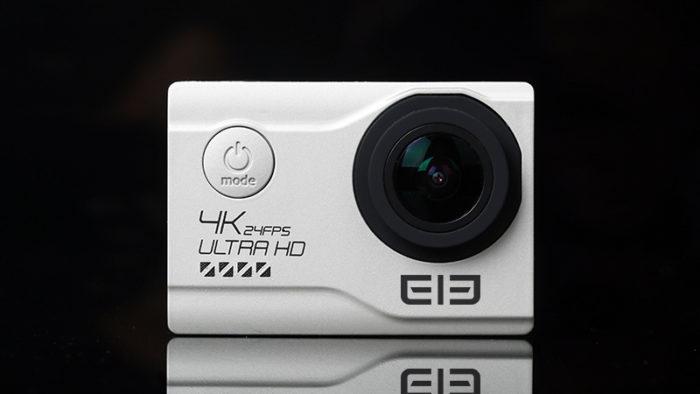 Elephone se chystá představit další akční kameru EleCam Explorer Elite