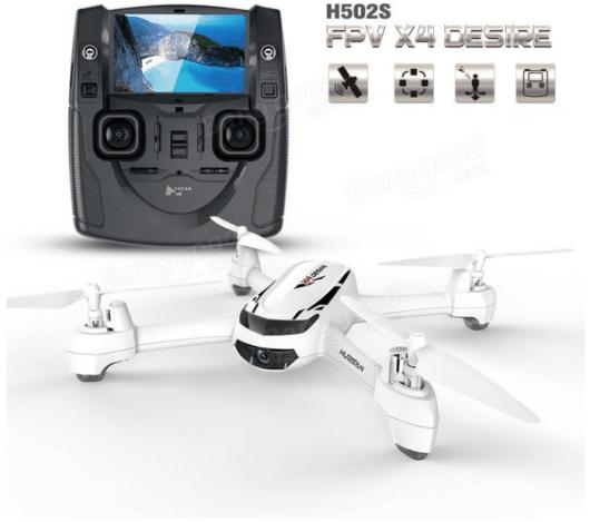 Hubsan X4 H502S