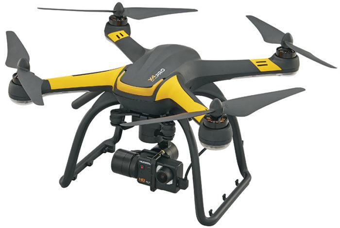 Dron Hubsan X4 Pro H109S ve výprodeji za 569,99$