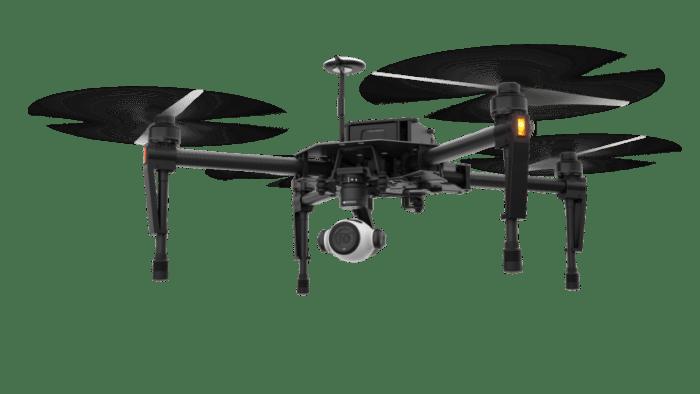 DJI Zenmuse Z3 – kamera na dron s optickým zoomem