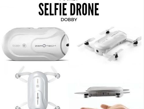Dron Zerotech Dobby za historicky nejnižší cenu. Stojí jen 169,99$!