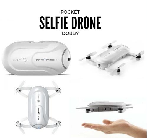 Dron Zerotech Dobby ve flash sale za 279,99$