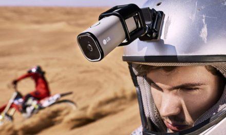 LG Action Cam LTE se začíná prodávat