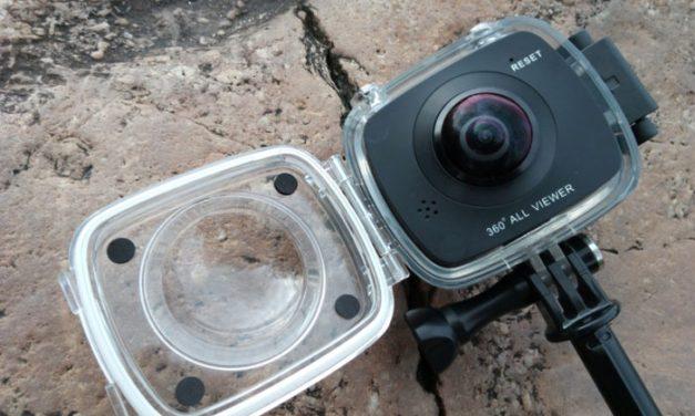 Elephone EleCam 360 – do prodeje jde vodotěsné pouzdro