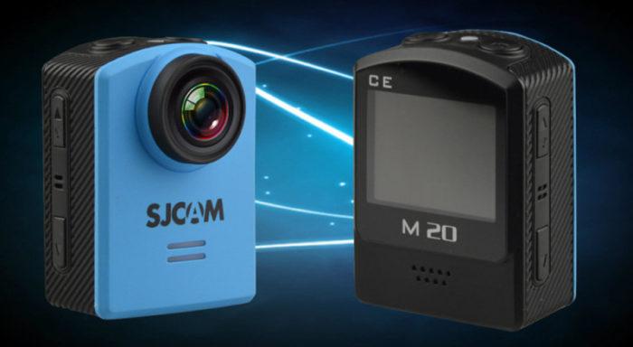 SJCAM M20 s výraznou slevou