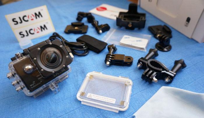 Tipy na příslušenství pro akční kamery #6