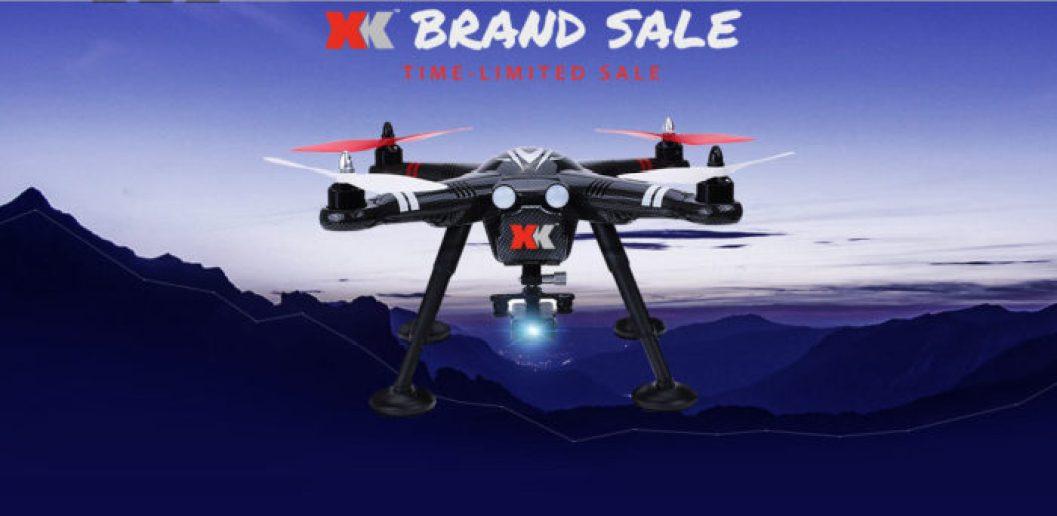 Drony XK