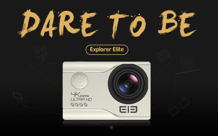Elephone EleCam Elite 4K ve