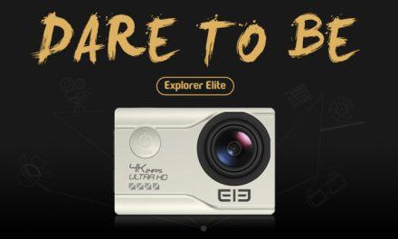 Elephone EleCam Elite 4K ve výhodné akci