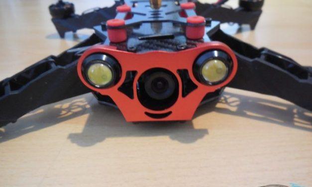 Recenze Floureon Racer 250 – když máte rychlost v krvi