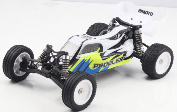 RC auta Himoto Prowler – dostupné modely v několika provedeních