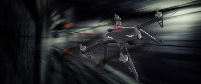 Dron MJX B3 Bugs 3 koupíte nyní za 96,99$