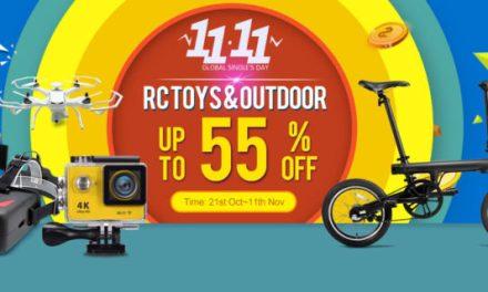 Masivní výprodej outdoorového zboží