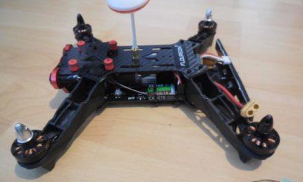 Vše pro stavbu dronu ve výprodeji na Banggood.com