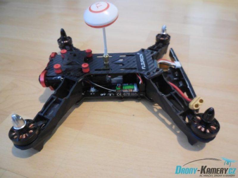 Vše pro stavbu dronu